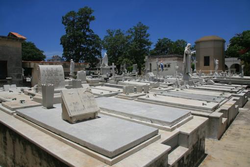 Colon Cemetary, Havana, Cuba