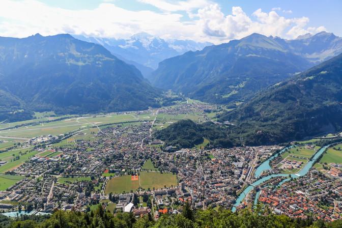 Interlaken, SwitzerlandInterlaken, Switzerland