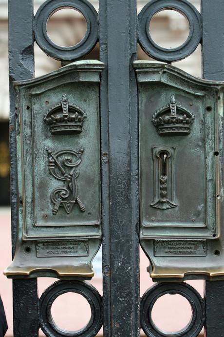 Buckingham Palace Gates, London