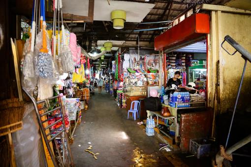 Market, Siem Reap, Cambodia
