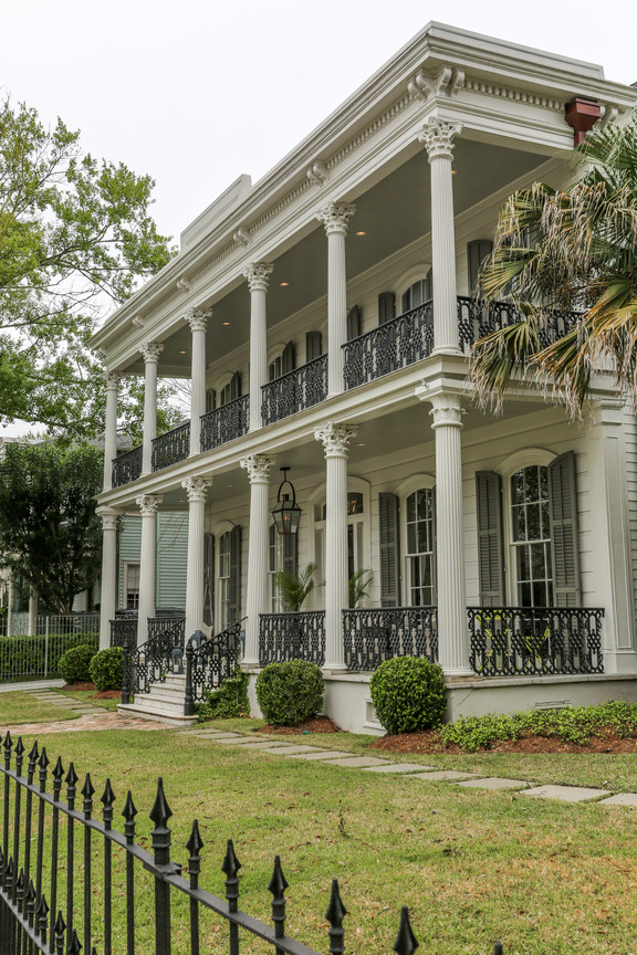 Garden District, New Orleans, Louisiana, USA