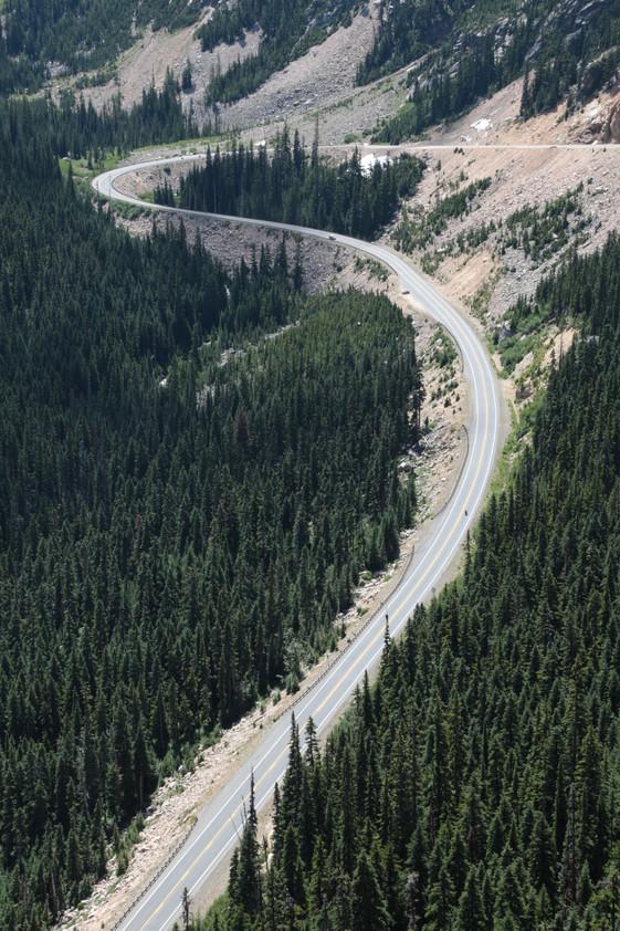 Washington Pass, Washington, USA