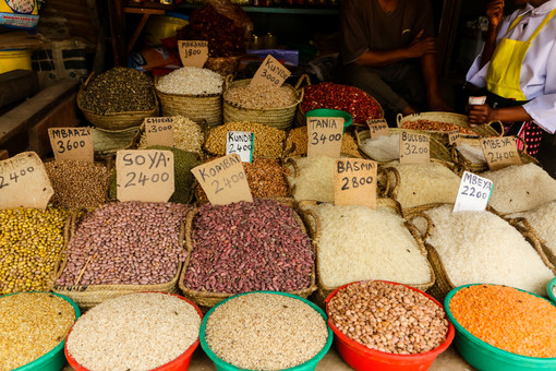 Spice Market, Stone Town, Zanzibar
