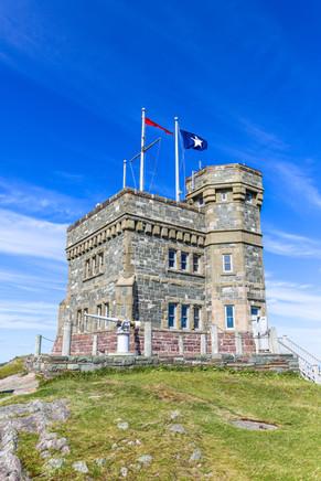 Signal Hill, St. John's, Newfoundland, Canada