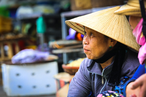 Trader, Hoi An, Vietnam