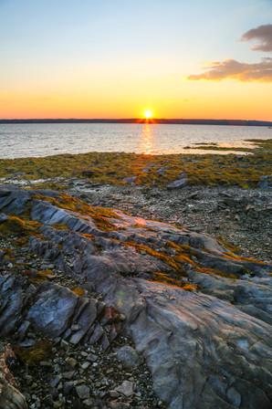 Nova Scotia Sunset, Canada