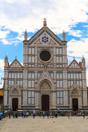 Santa Croce, Florence, Italy