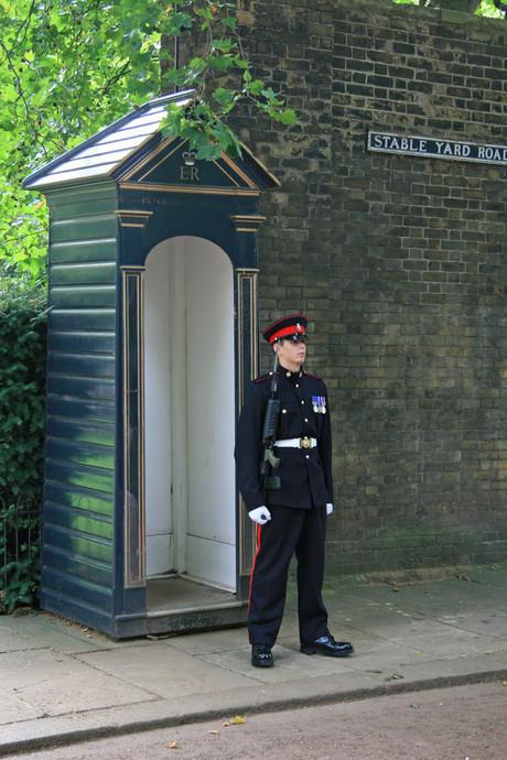 Queen's Royal Gurad, London