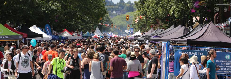 Greek Festival, Vancouver, Canada