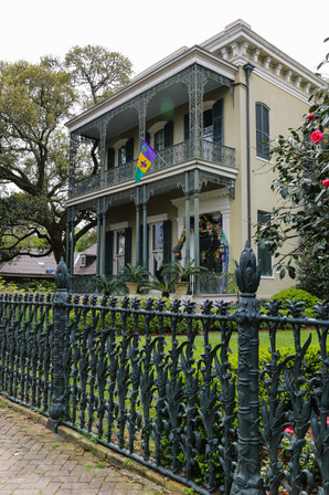 Garden District, New Orleans, Louisiana, USA