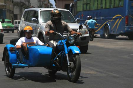 Cuban Transport, Havana, Cuba