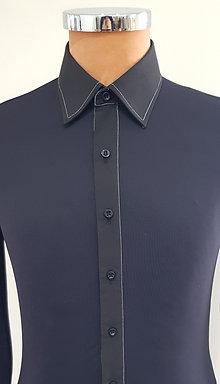 Camicia Nera, cuciture bianche