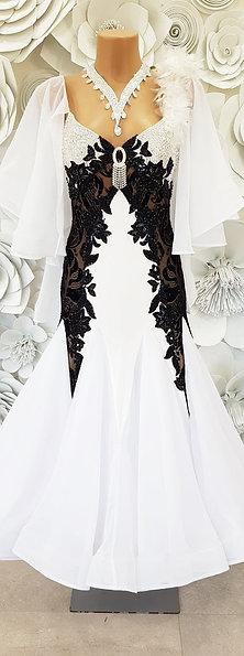 Ballroom Black White