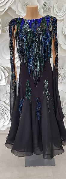 Ballroom Black Peacock