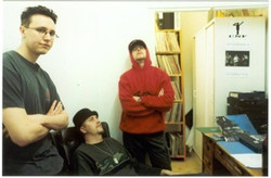 CNF at the studio 2002