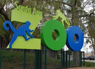 Weekly Park Days at the Santa Ana Zoo