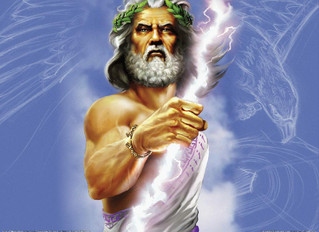 Activities and Fireworks for Greek Gods