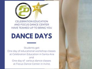 Dance Days!