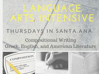 Language Arts Intensive Classes