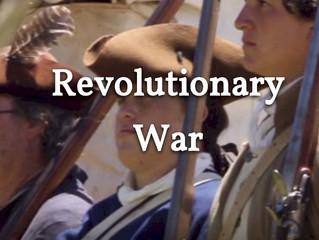 Revolutionary War Field Trip