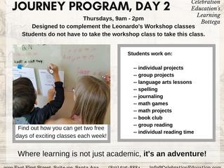 Journey Program, Day 2