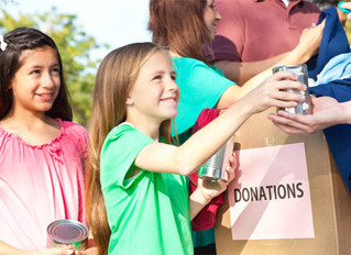 Fireworks and Activities for Philanthropy
