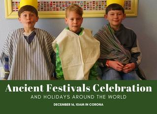 Ancient Festivals Celebration