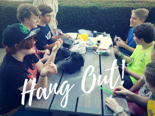 Teen Hang Out!