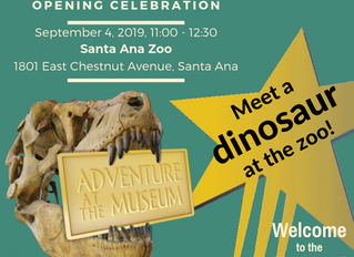 Opening Celebration: Welcome to the Museum