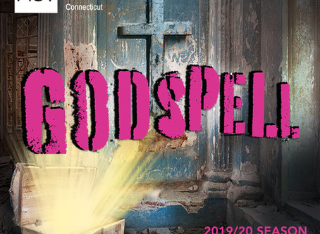 """Call Redialed - NEW Daniel C. Levine Interview: """"Godspell"""" at ACT of CT"""