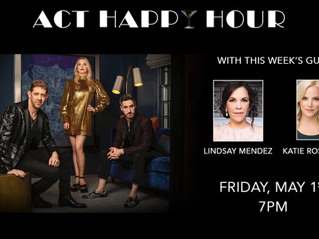 Join ACT of Connecticut's Happy Hour on Friday