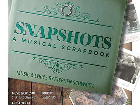 ACT of CT Announces Snapshots: A Musical Scrapbook, Collaboration with... Stephen Schwartz!