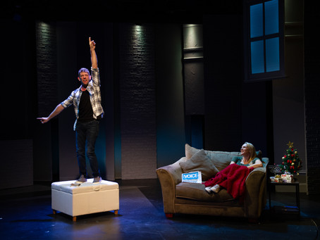 Theater Review: ACT's 'Last Five Years' A Gorgeous Duet Of Two Hearts