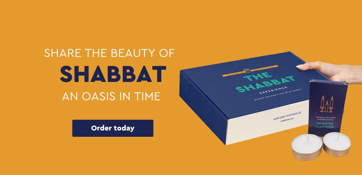 Share Shabbat