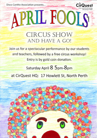 April Fools' Show and Have a Go!