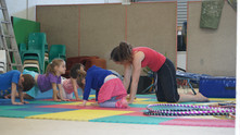 Play To Learn Preschool Circus builds school readiness by design.