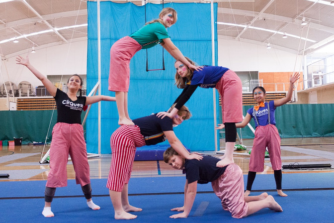 Kidsport grant changes will cut circus out.