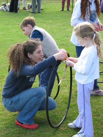 Make Your Own Hula Hoop workshop