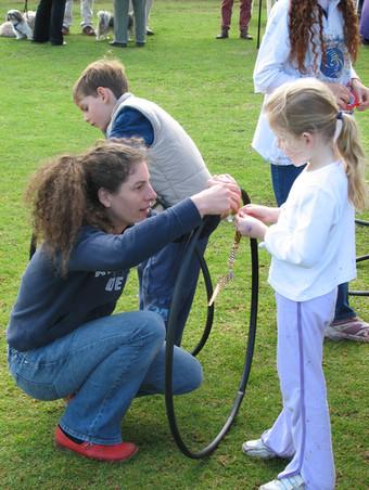 Make Your Own Hula Hoop workshop