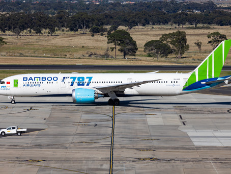 Bamboo Airways Operates Another Repatriation Flight