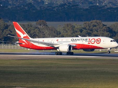 Qantas Celebrates 100 Years