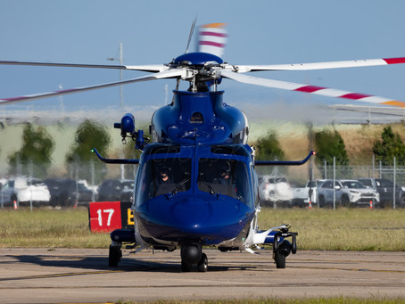 New Helicopters for Victoria Police
