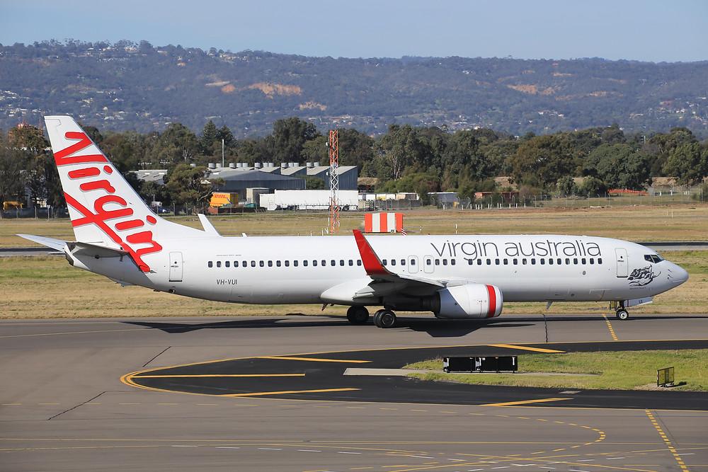 Virgin Australia B738 VH-VUI