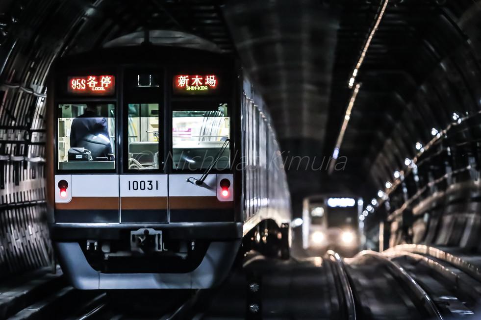 Metro Subway, Tokyo