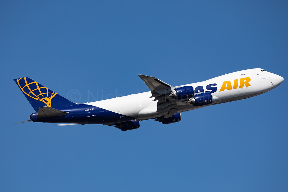 Atlas Air B748 N856GT