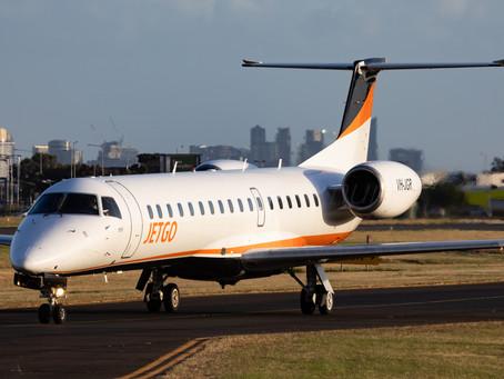 Former JetGo Jet to be Based at Essendon
