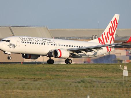 Farewell to some Virgin Australia B738s.