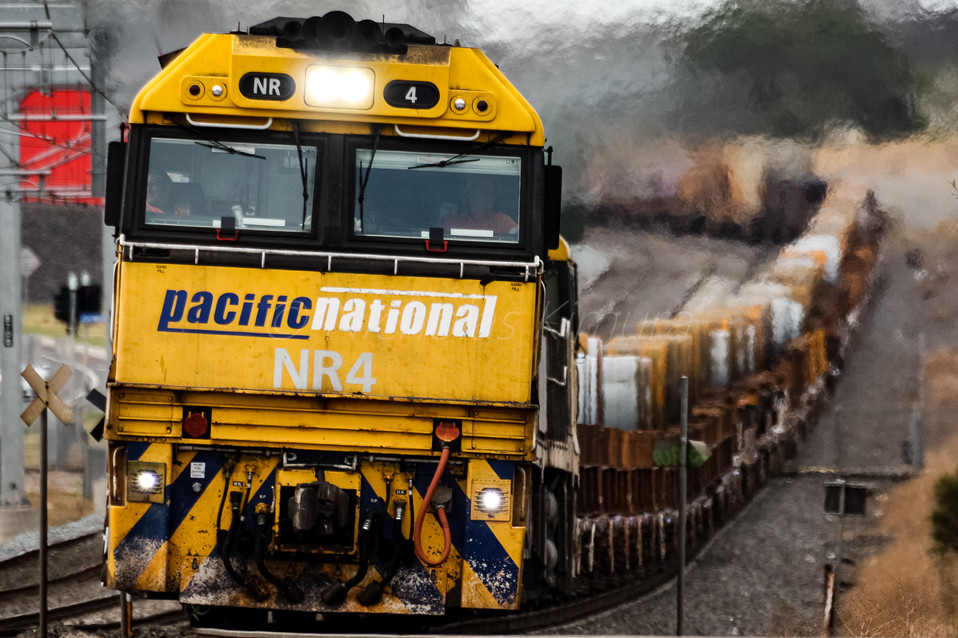 Pacific National Freighter, VIC