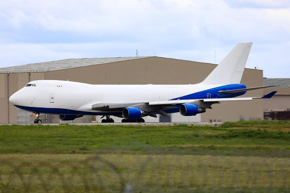 Dubai Air Wing B747 A6-GGP