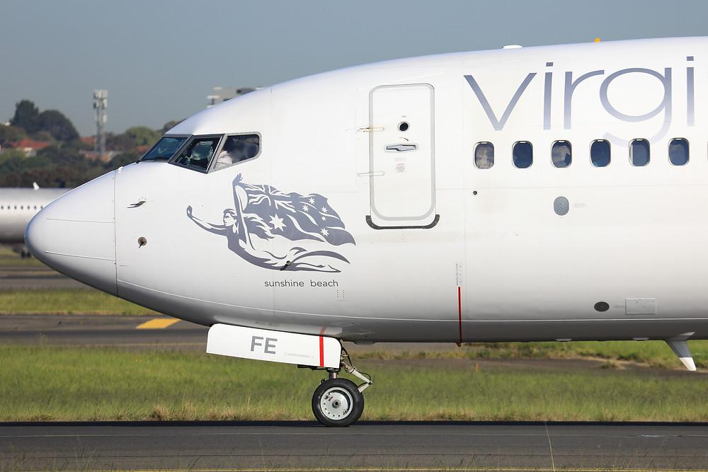 Virgin Australia B738 VH-YFE